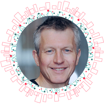 Chris Holmes Programme Director for Health and Medical Sciences Alan Turing